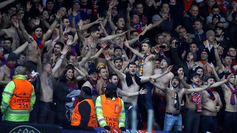 Kalahkan CSKA, MU Juara Grup A Liga Champions