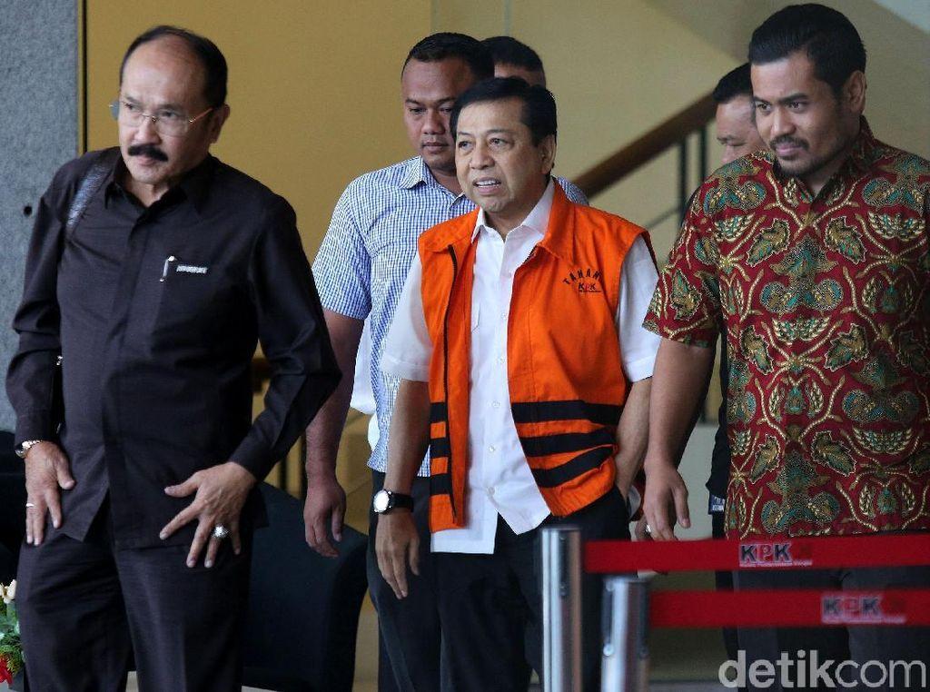 Jaksa Sebut Commitment Fee Proyek e-KTP untuk Setya Novanto 5 Persen