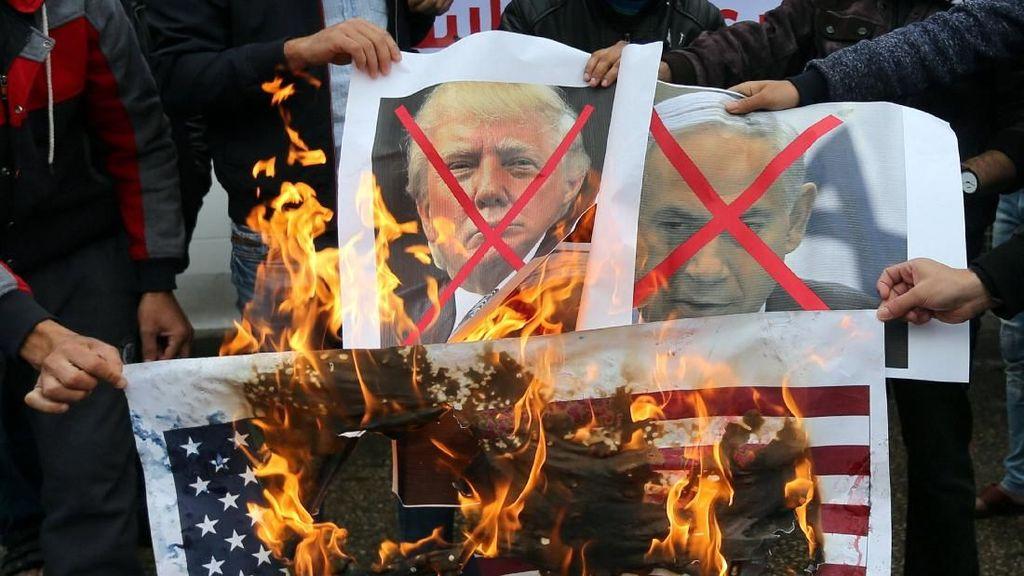 Akan Akui Yerusalem, Trump Menuai Banyak Protes
