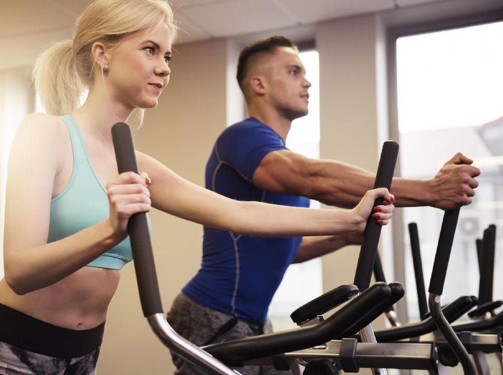 Ini Daftar Alat Gym yang Konon Kontaminasi Kumannya Lebih Jorok dari Toilet