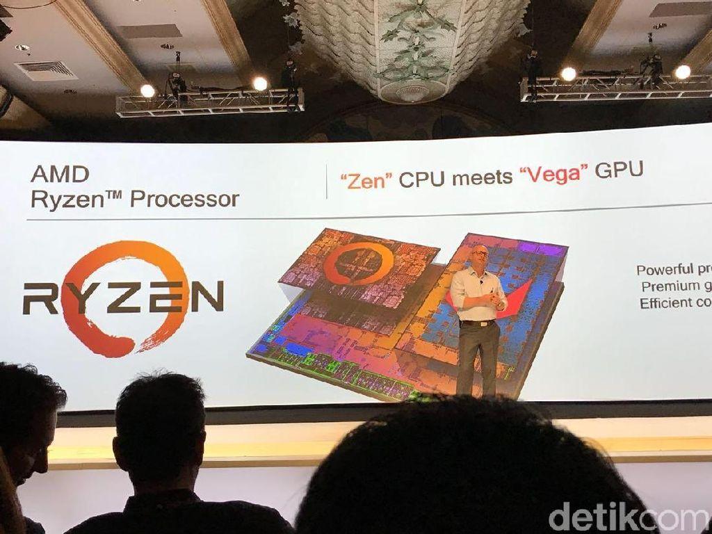 AMD dan Qualcomm: Dulu Bersaing, Kini Malah Kolaborasi