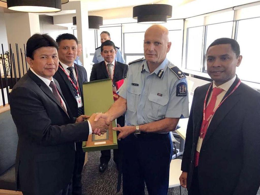 Indonesia-Selandia Baru Sepakat Berantas Penyelundupan Orang