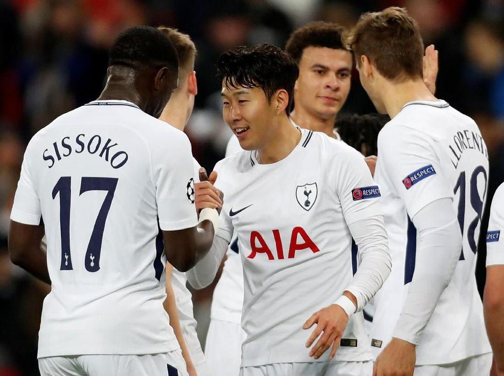 Kebanggaan dan Optimisme Tottenham