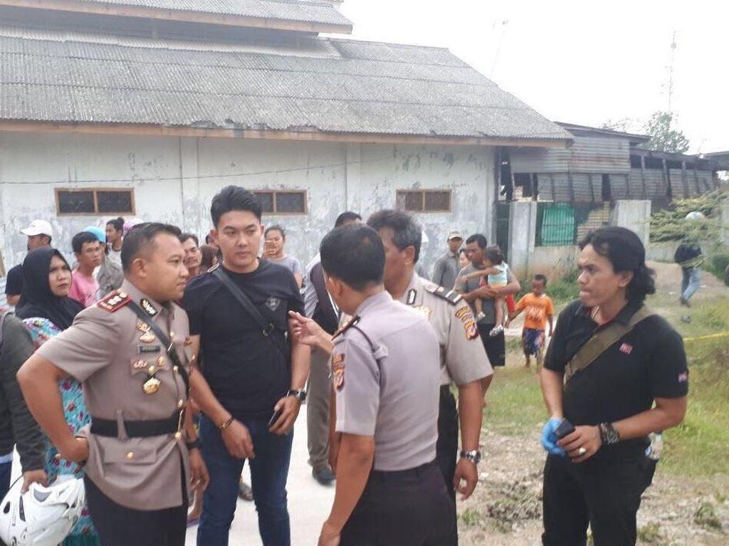 Mayat Gosong di Karawang, Jenis Kelamin Wanita Berusia 19 Tahunan