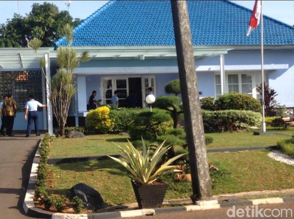 Melihat Rumah Dinas Marsekal Hadi Calon Panglima TNI