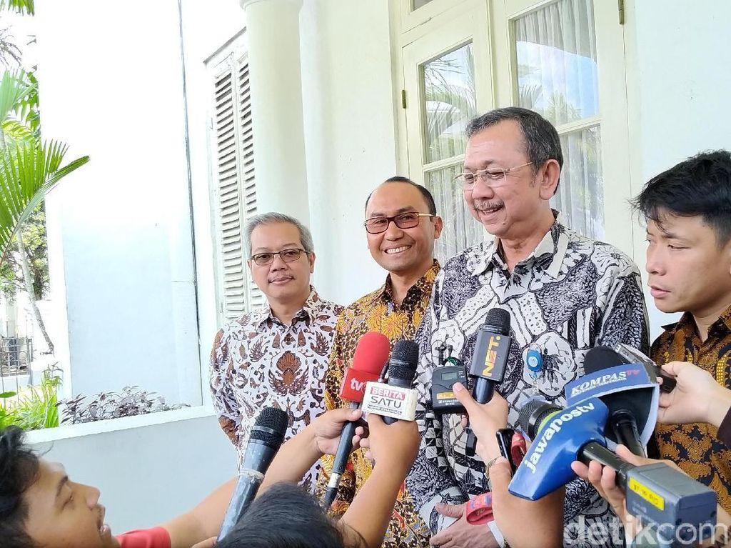 Kelola Dana Rp 1.200 T, Para Pengusaha Asuransi Temui Jokowi
