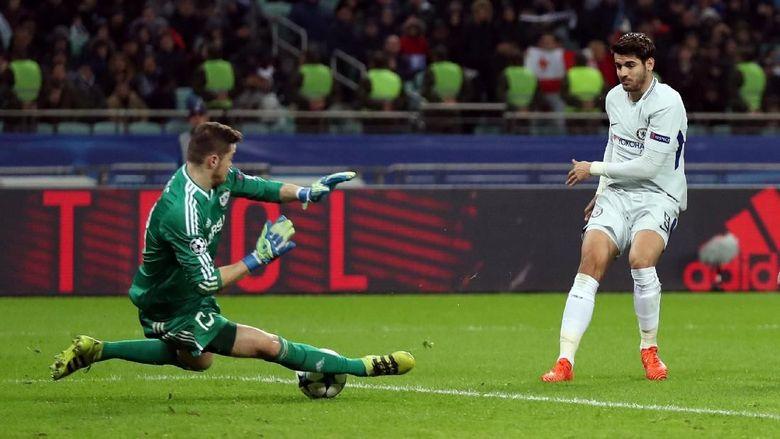 Yang Terbaik dari fase Grup Liga Champions: CR7, PSG, Busquets