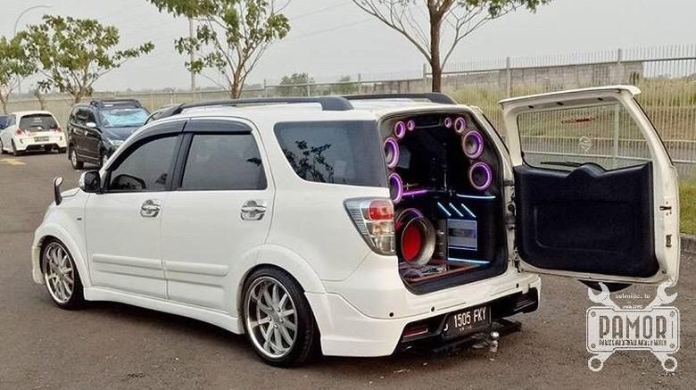 Toyota Rush Simple Elegan Ceper