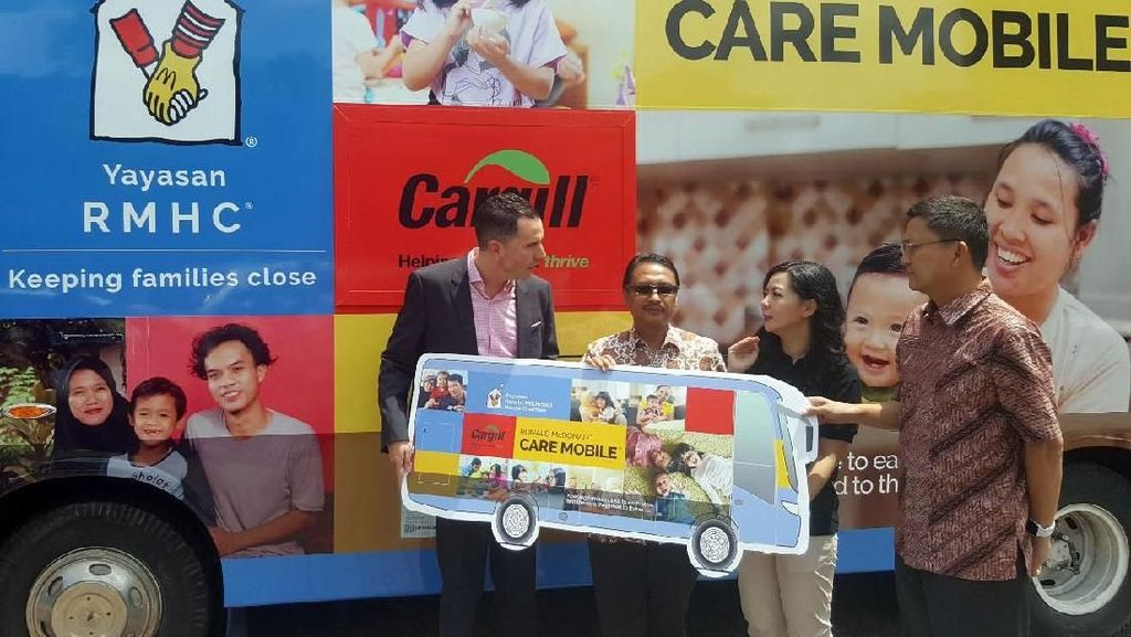 Dukungan untuk Kesehatan Anak Indonesia