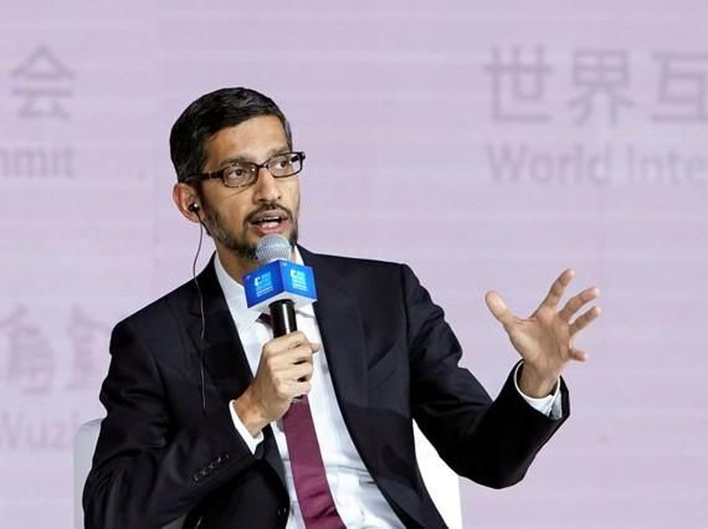 CEO Idaman Karyawan 2018 bukan Sundar Pichai atau Zuck