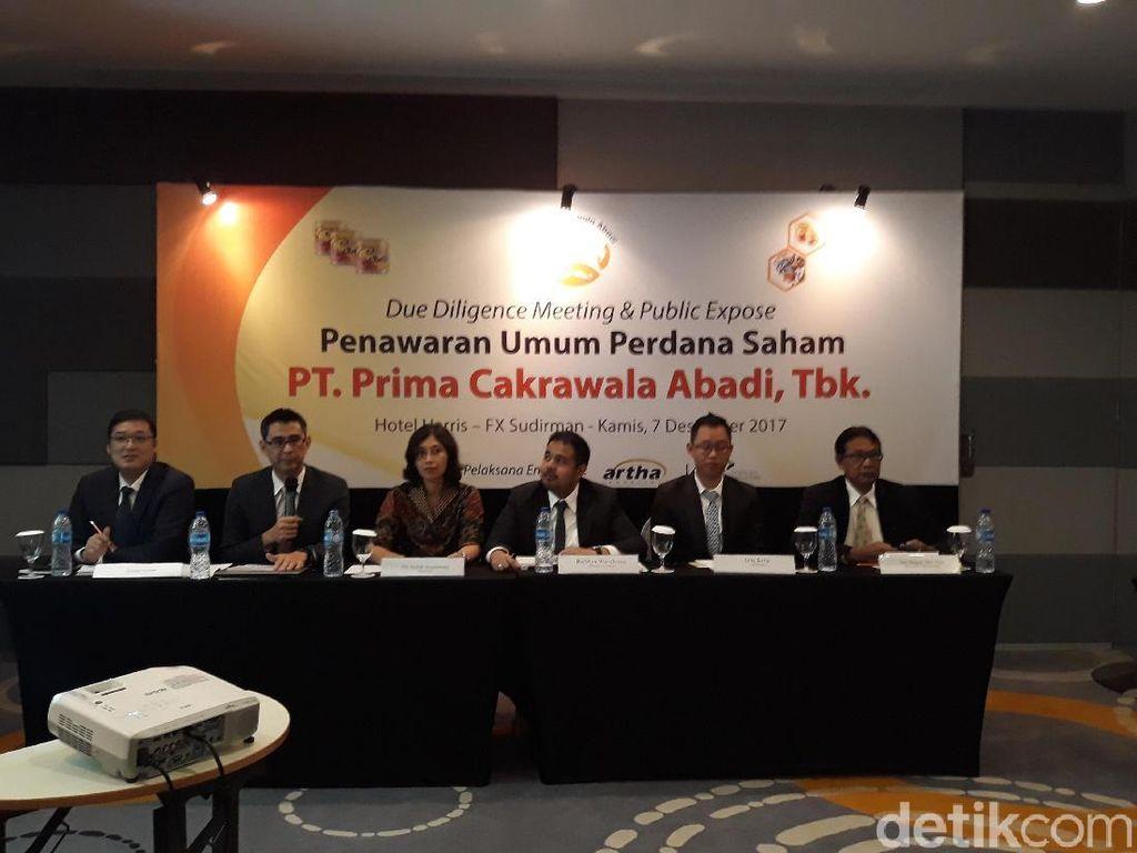 IPO, Eksportir Rajungan Ini Tawarkan Saham Rp 145-155