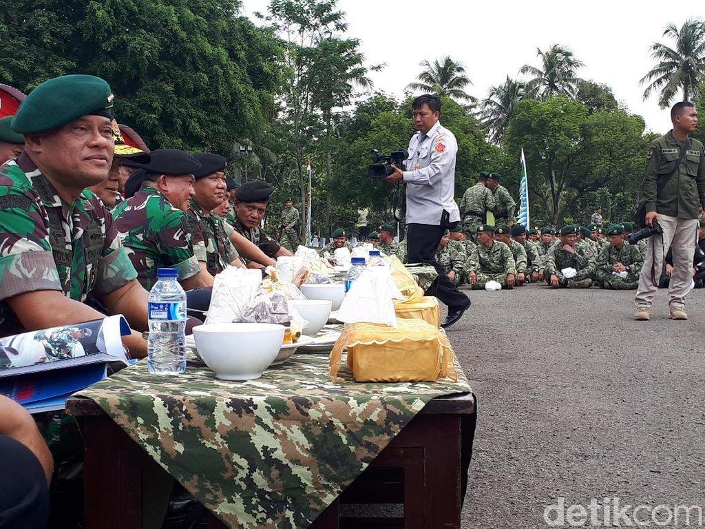 Jenderal Gatot Pamitan Ke Prajurit Kostrad