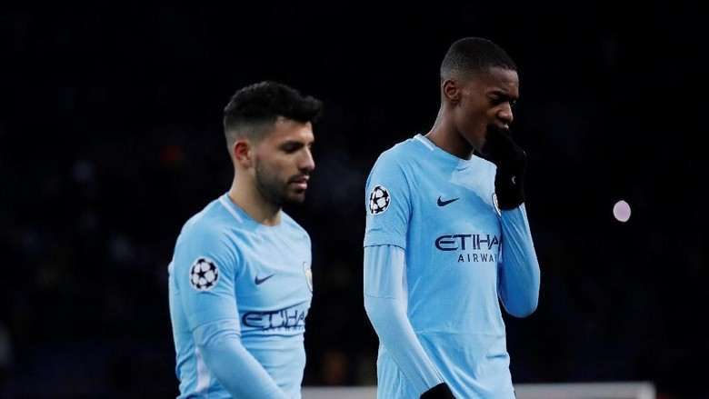 City Harus Rela Tersingkir Dari Piala FA Setelah Kekalahannya dari Wigan 0 - 1