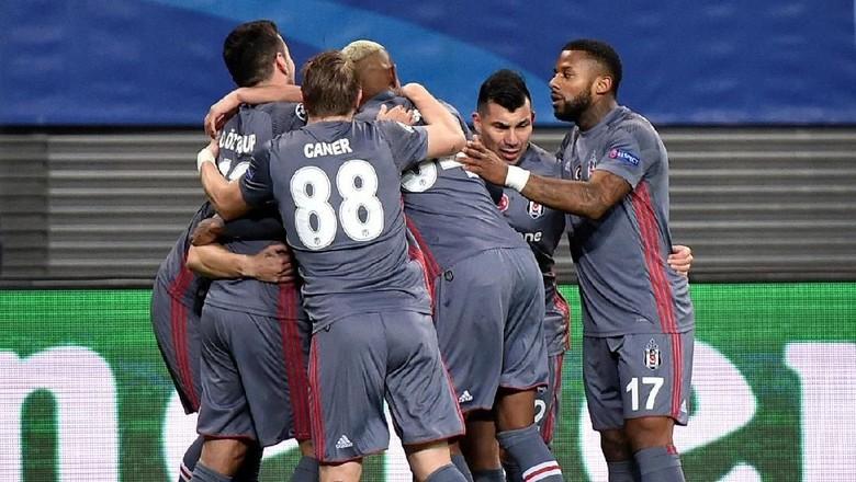 Besiktas di Fase Grup Liga Champions: Top Banget!