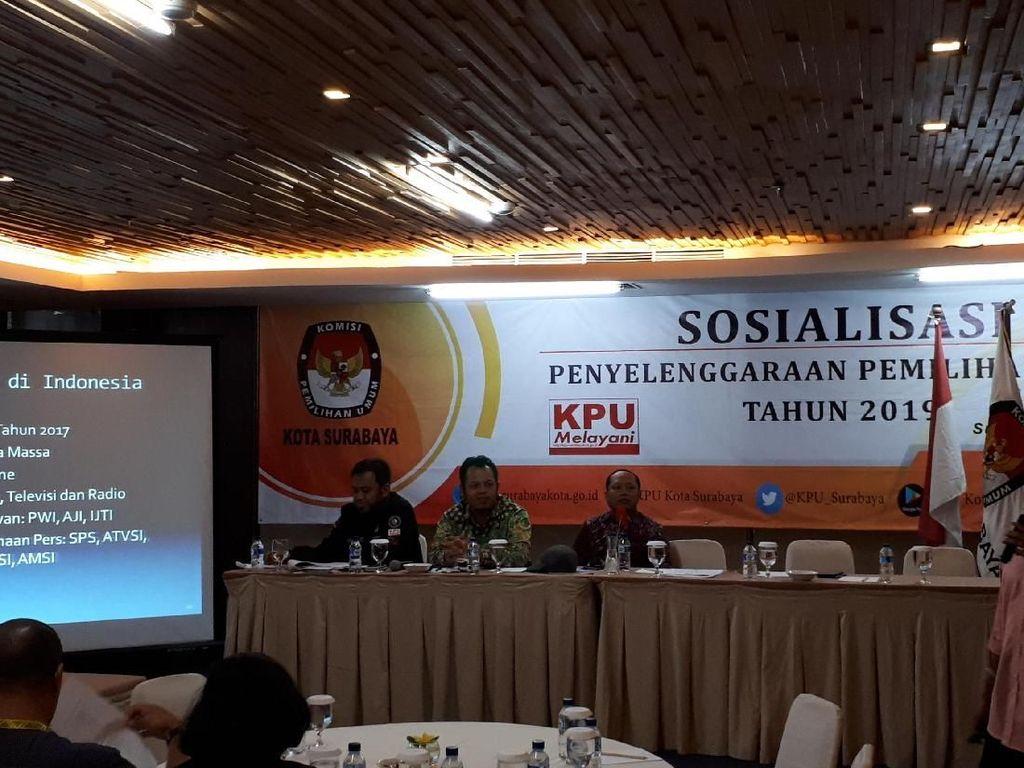 Warga Surabaya Lebih Suka Nyoblos di Pilgub Jatim Ketimbang Pilwali