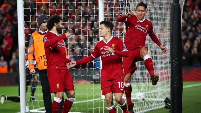 Trio Liverpool bisa jadi pilihan para manajer FPL (Clive Brunskill/Getty Images)