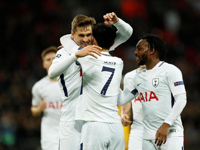 Spurs Tutup Fase Grup dengan Kemenangan 3-0 atas APOEL