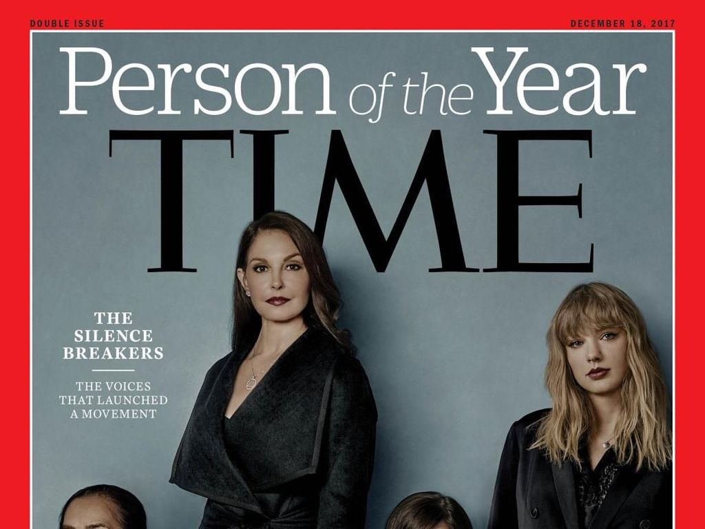 Korban Pelecehan Seksual Jadi TIME Person of The Year 2017