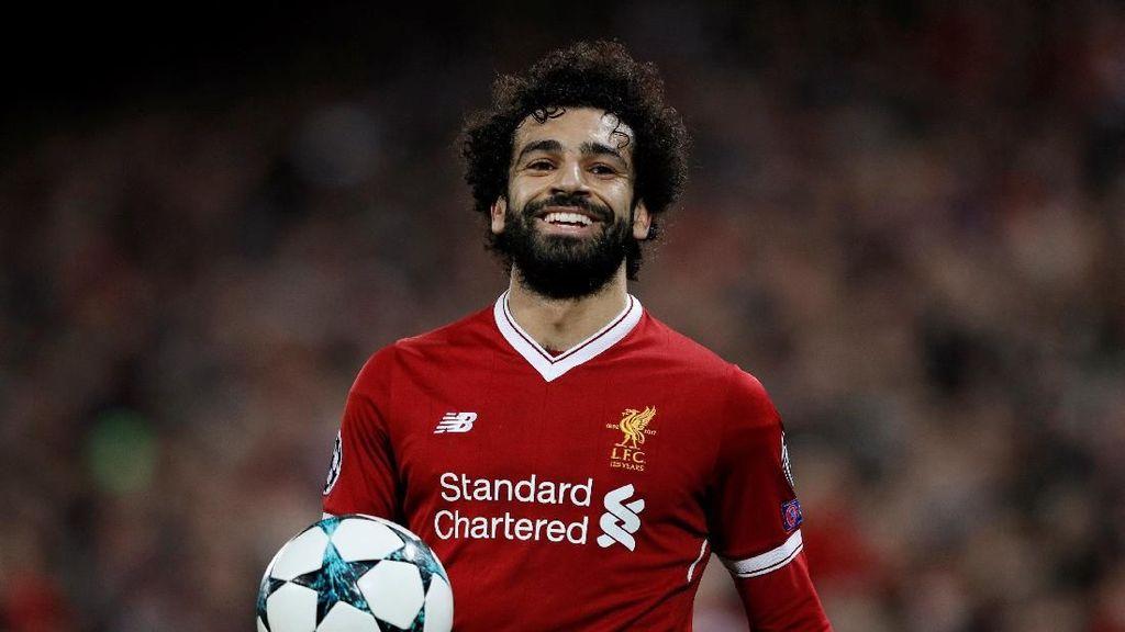 Pulang Kampung ke Mesir, Kushari Selalu Jadi Makanan Kesukaan Mohamed Salah