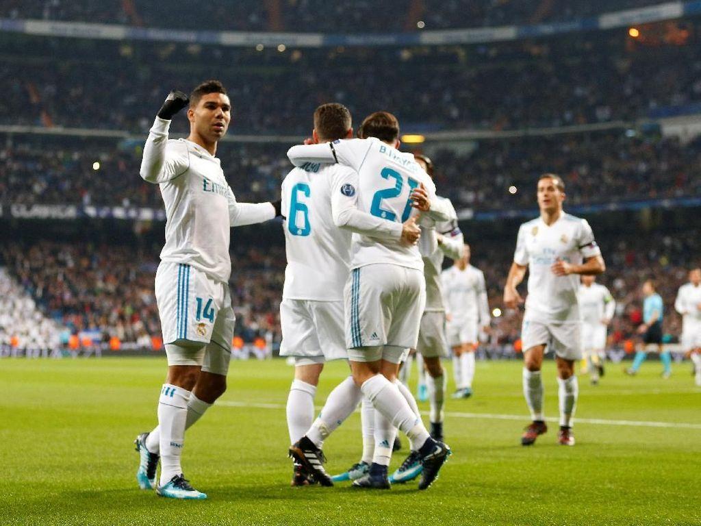 Hadapi PSG, Laga yang Diidamkan Madrid