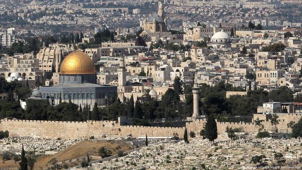 Pemindahan Kedubes AS ke Yerusalem Bisa Berakibat Fatal
