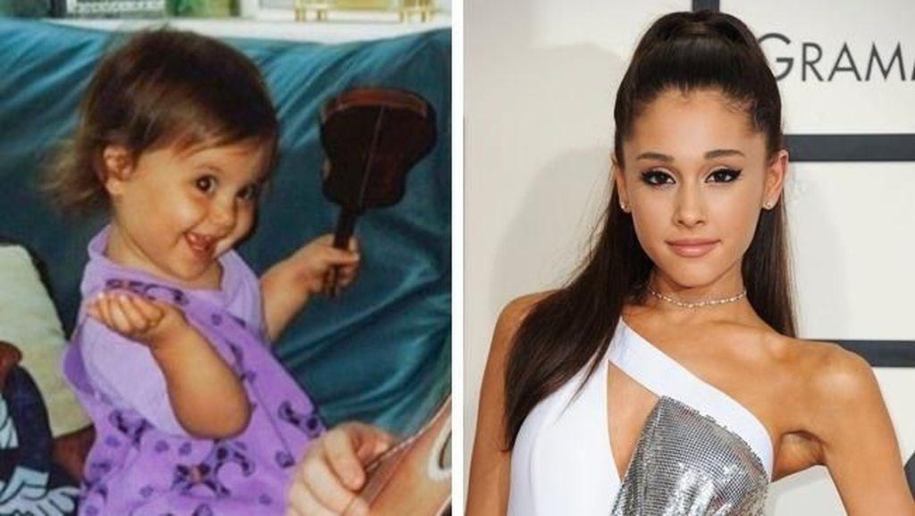 15 Foto Transformasi Wajah Artis Dulu vs Kini, Bikin Pangling