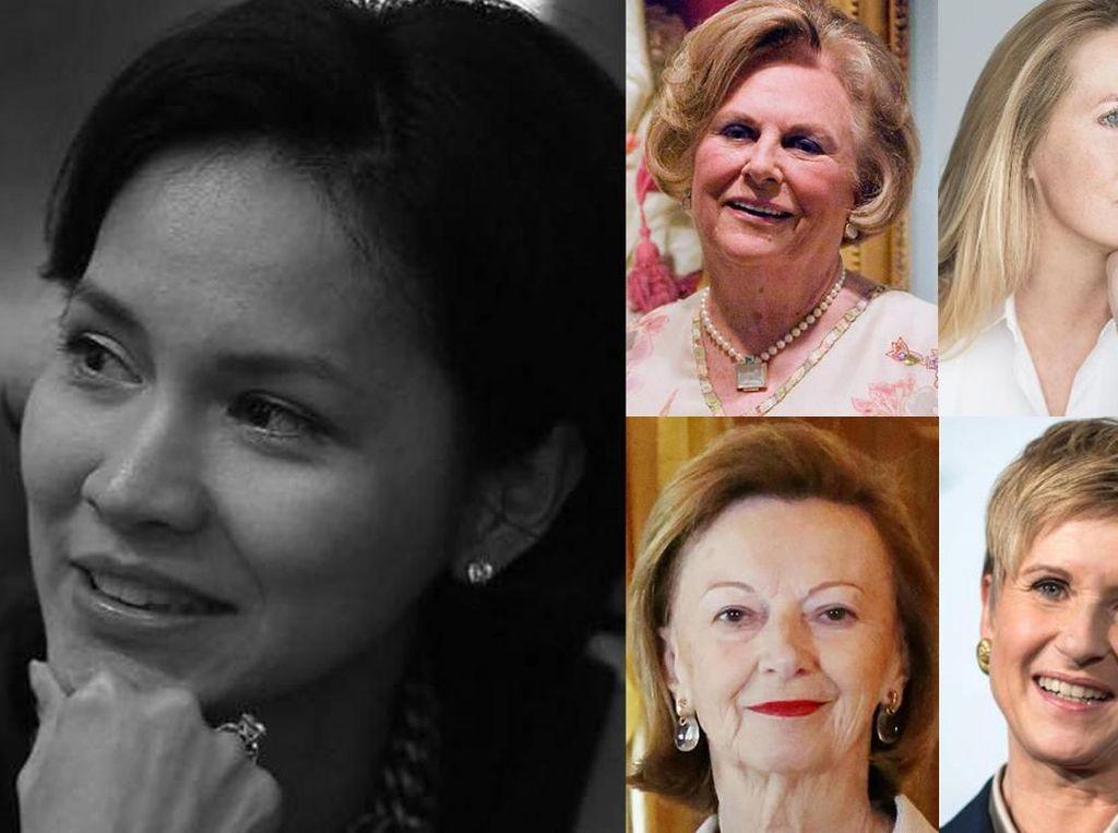 Membandingkan Gaya Arini Subianto dengan Wanita Terkaya Dunia