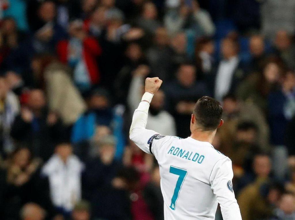Ucapan Selamat dari Pele ke Cristiano Ronaldo