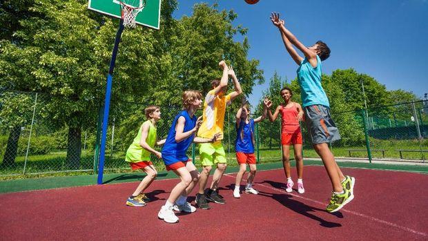 5 Manfaat Main Basket untuk Anak