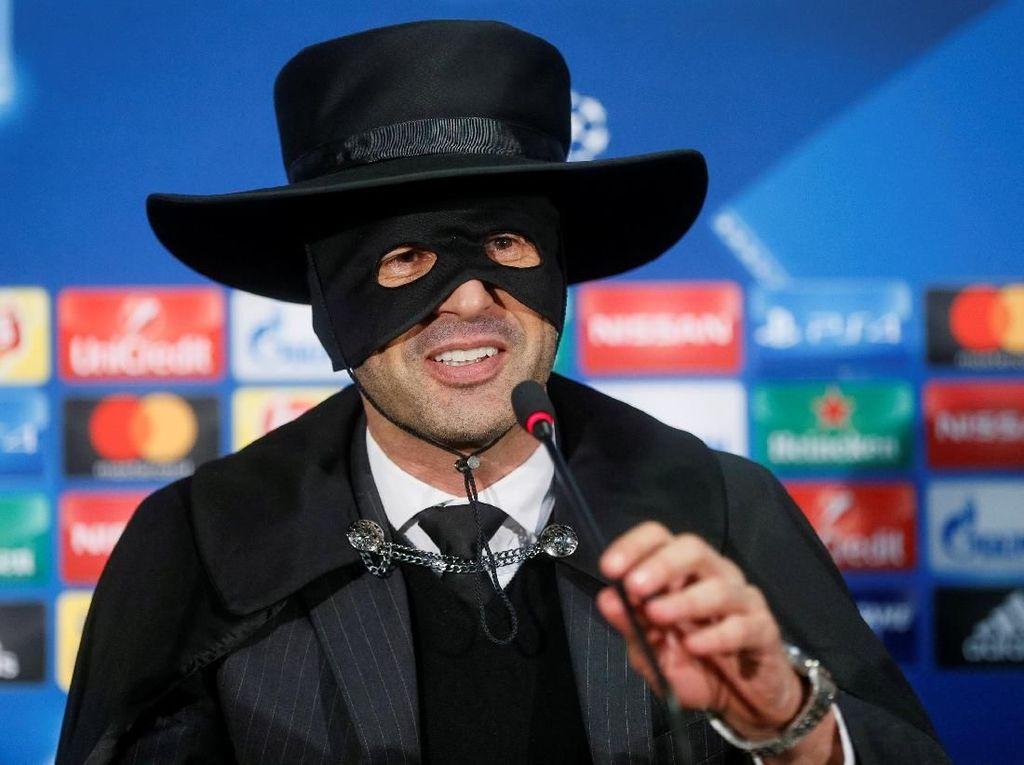 Zorro Muncul Usai Shakhtar Kalahkan City
