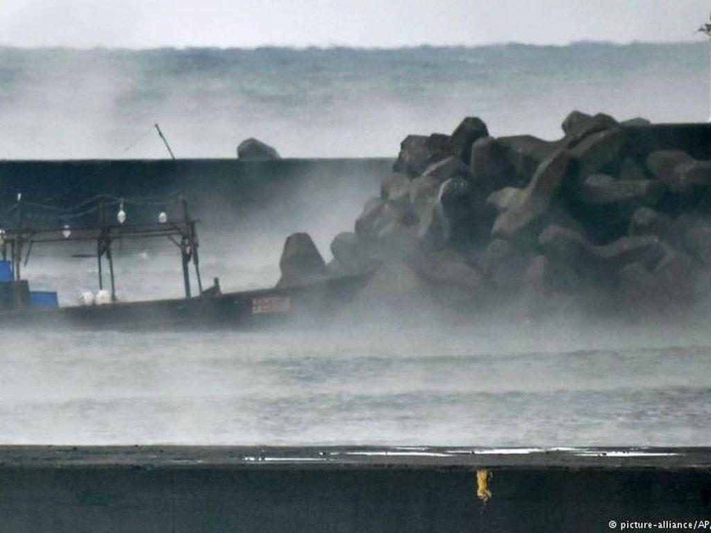 Kapal Hantu di Jepang Gambaran Keputusasaan Nelayan Korut