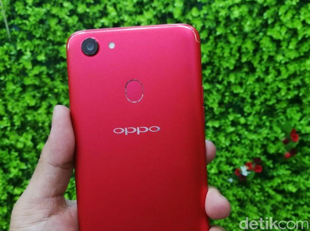 Oppo F5 4 GB vs Oppo F5 6 GB, Apa Bedanya Selain RAM?