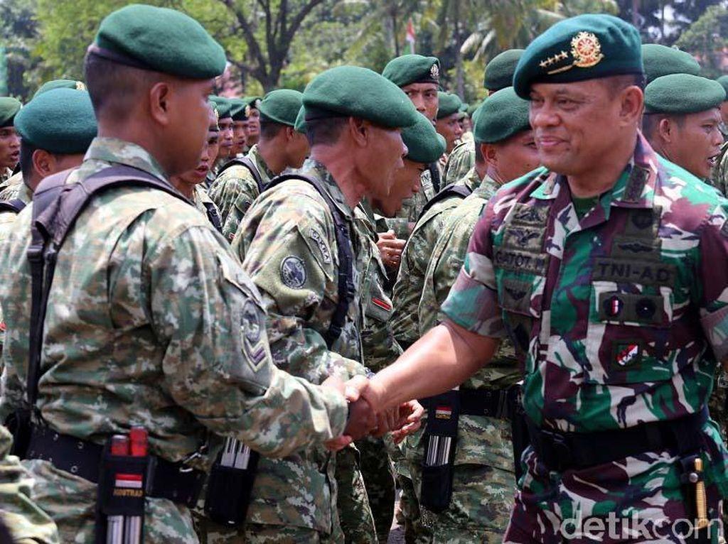Menengok Panasnya Detik-detik Jelang Pencopotan Gatot dari Panglima TNI