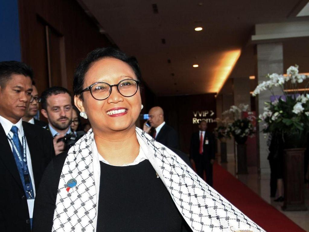 Menlu Retno Bertolak ke Amman hingga Brussel, Bahas Soal Yerusalem