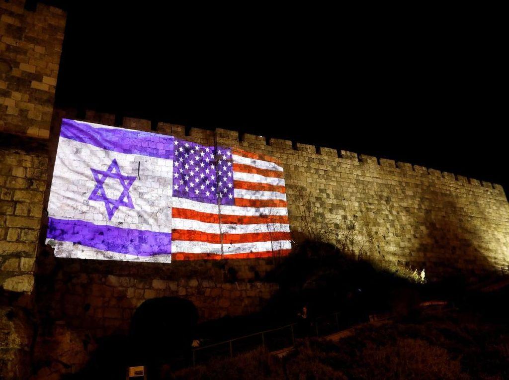 Israel Kontak 10 Negara Soal Pemindahan Kedutaan ke Yerusalem