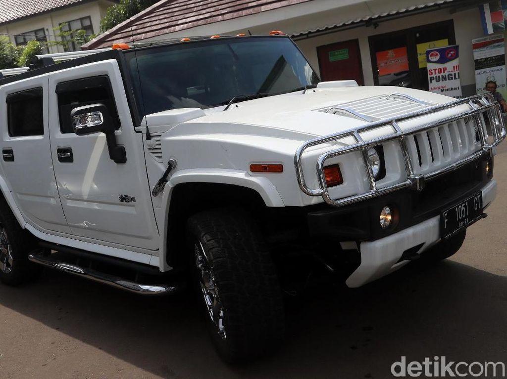 Mobil SUV Hummer Dikabarkan Bakal Hidup Lagi