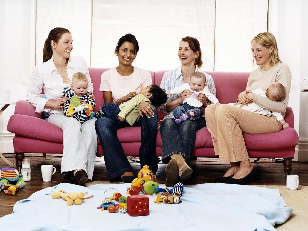 Komunitas MamaShares, Wadah Ibu-ibu Diskusi Soal Motherhood