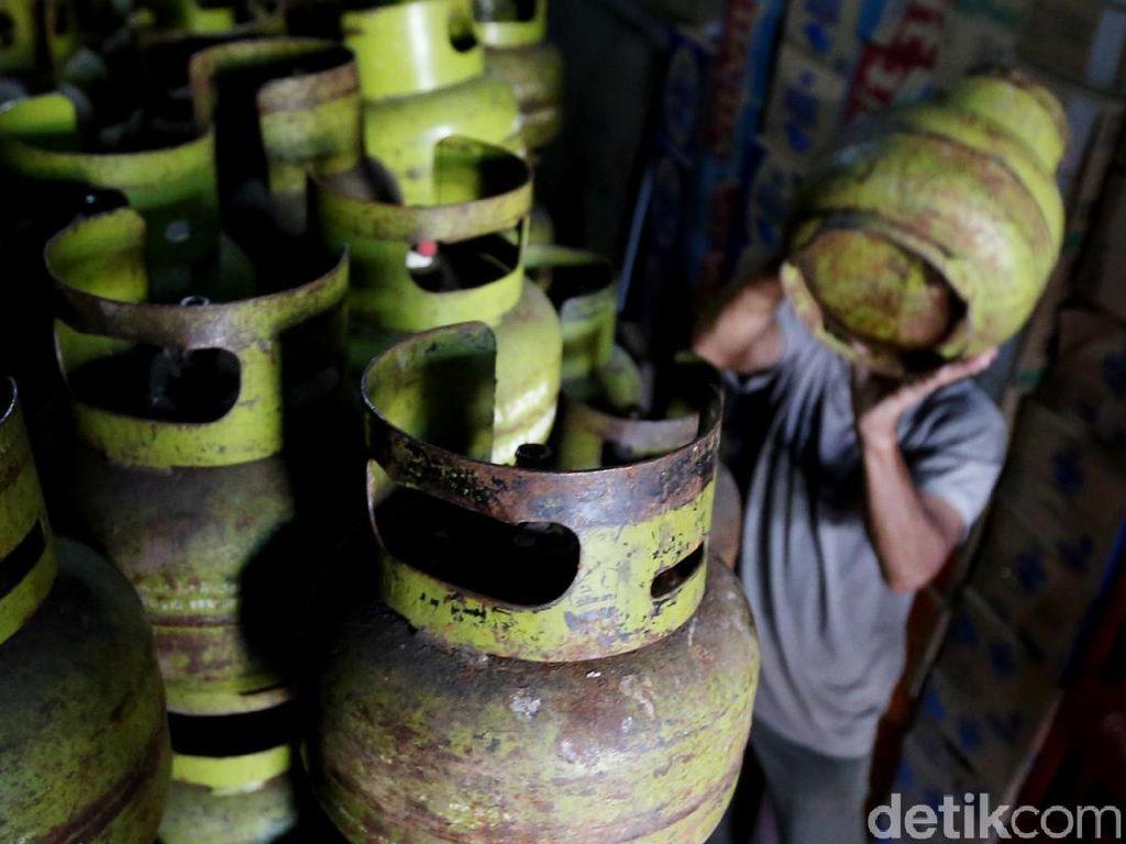 Pertamina Akui Penyaluran Elpiji Subsidi di Indonesia Timur Belum Rata