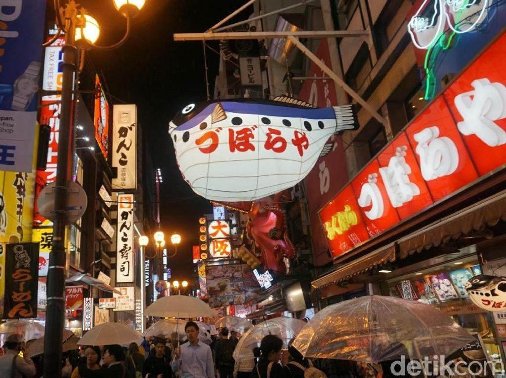 Restoran Ikan Fugu Bersejarah di Jepang Tutup untuk Selamanya