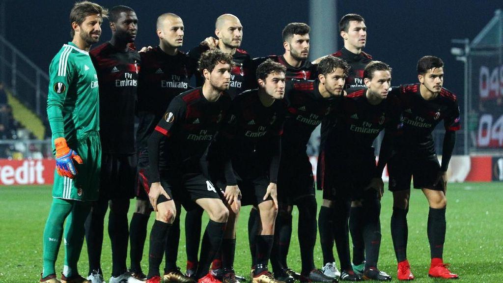 Milan Tak Akan Jual Maupun Beli Pemain di Bursa Transfer Januari