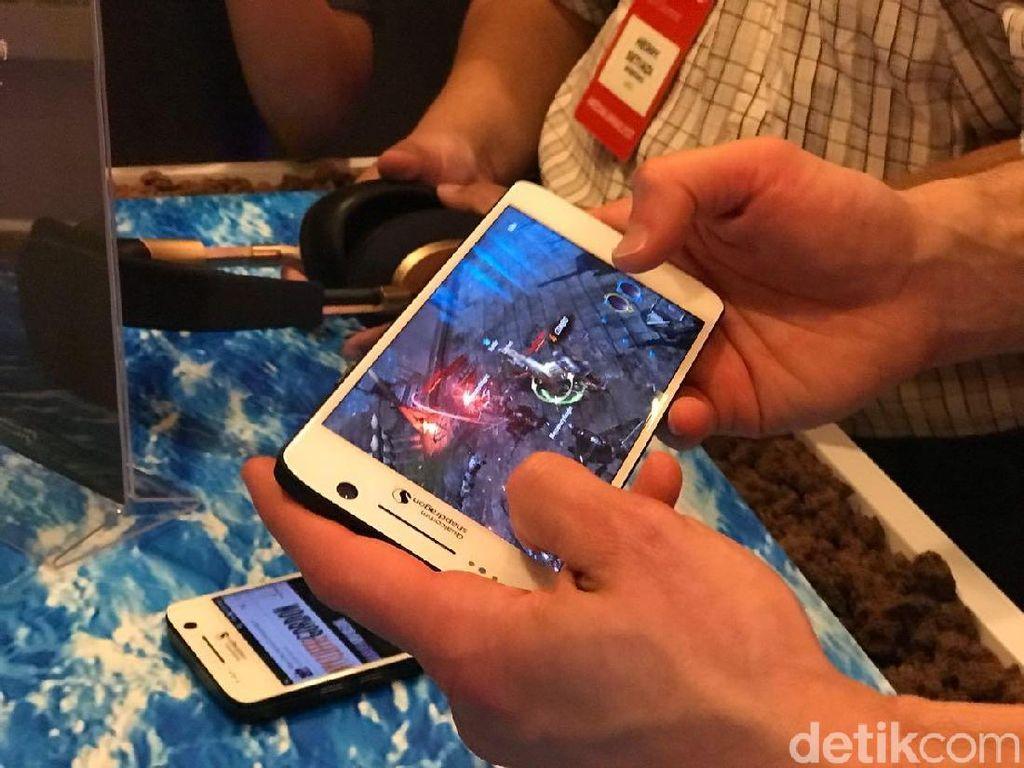Jajaran Gadget Pintar Berotak Snapdragon 845