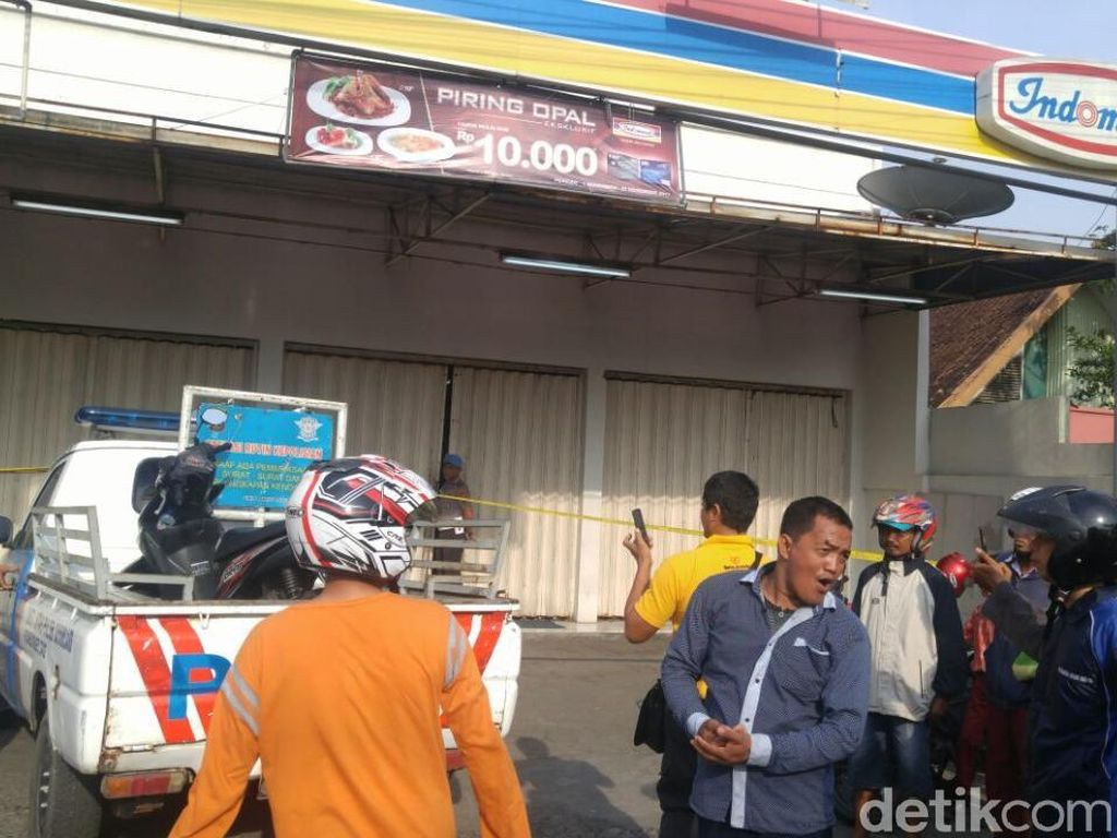 Polisi Masih Kejar Perampok dan Pembunuh Kasir Minimarket di Semarang