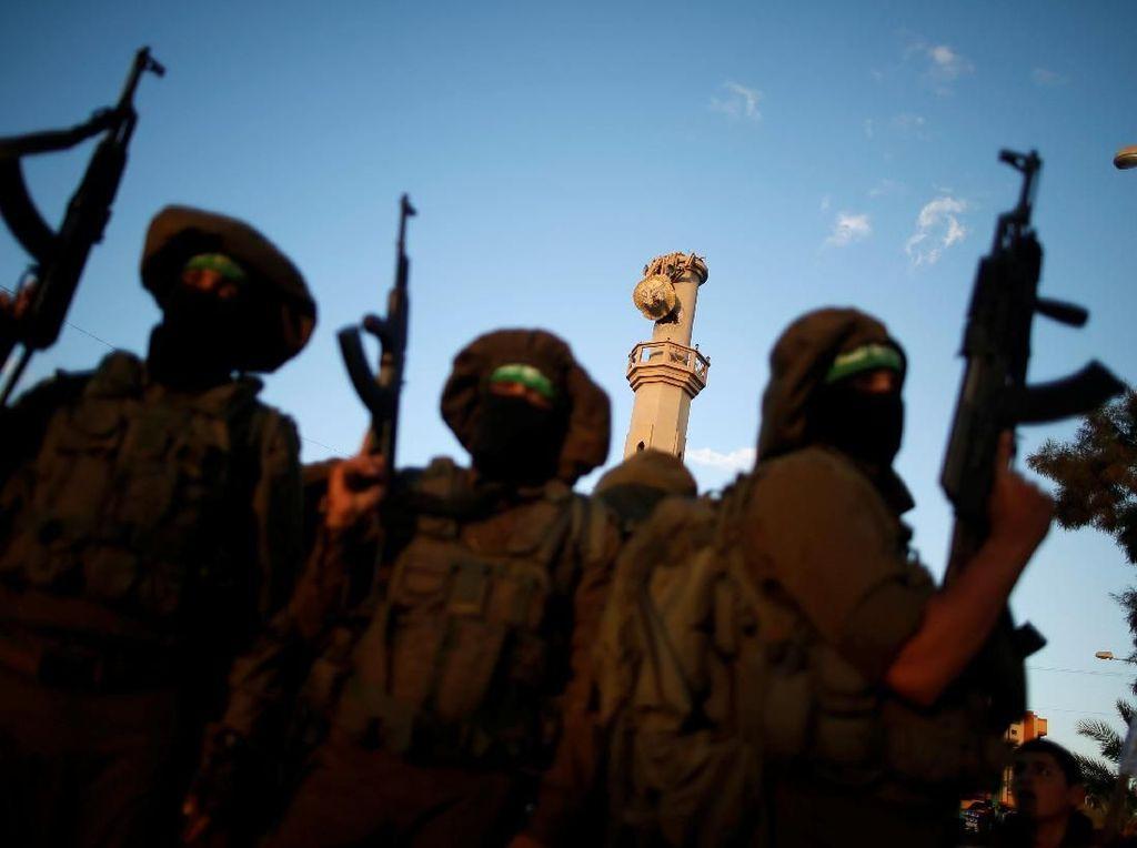 Ledakan di Gaza Tewaskan 6 Milisi Hamas