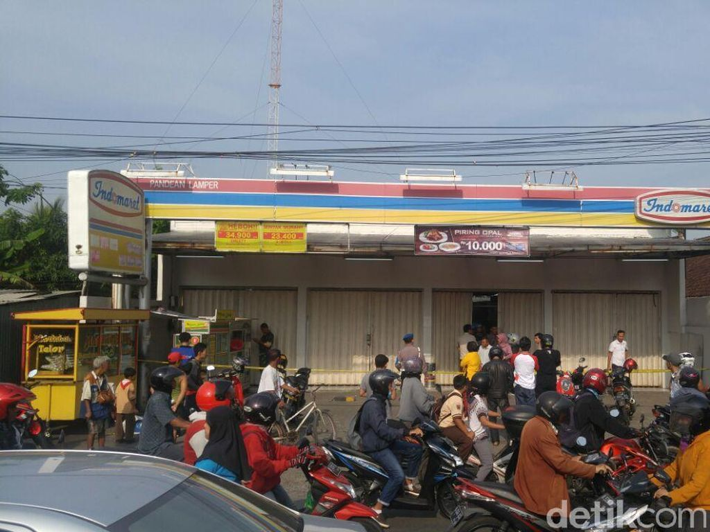 Pelaku Perampokan dan Pembunuhan di Semarang Bermodus Tukar Uang