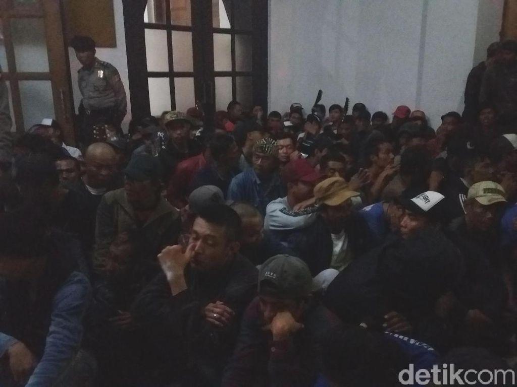 Jelang Tahun Baru, Polisi Jaring 204 Preman di Bandung