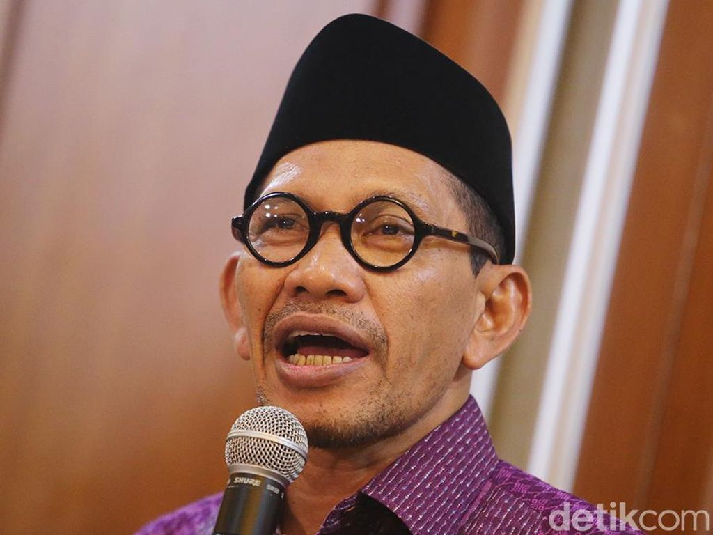 Said Aqil Dipolisikan, PBNU Bicara Kampanye Khilafah di Tahun Politik
