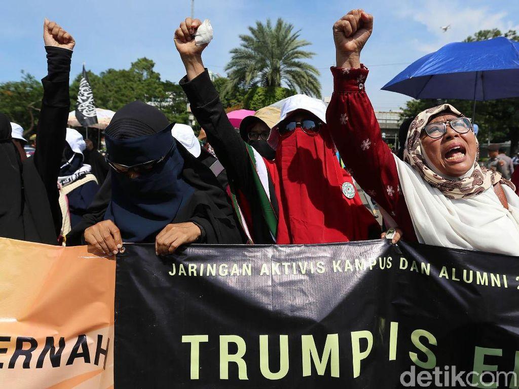 Ada Aksi Bela Palestina Hari Ini, Begini Urutan Kegiatannya