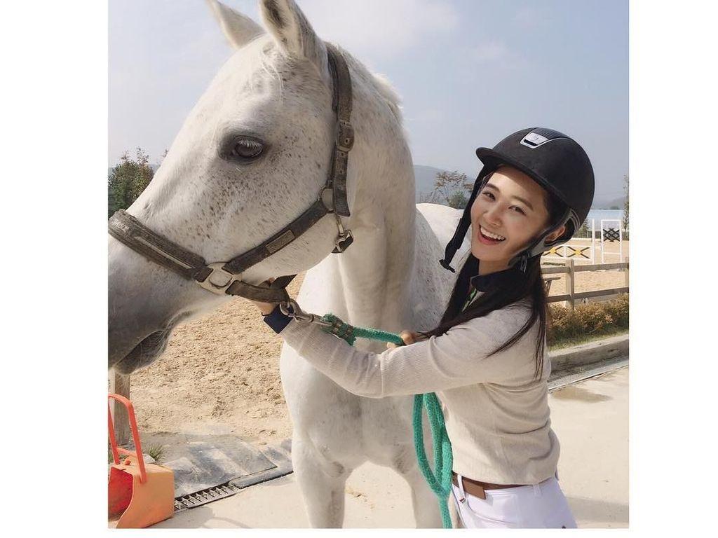 Foto: Si Manis Yuri SNSD yang Serba Bisa dalam Olahraga