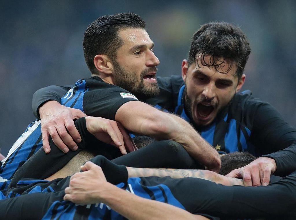 Candreva Ungkap Rahasia Sukses Inter di Musim Ini