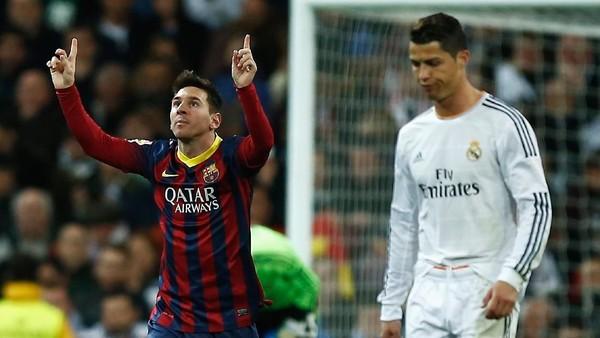 Derita Ronaldo Saat Messi Dominasi Ballon dOr